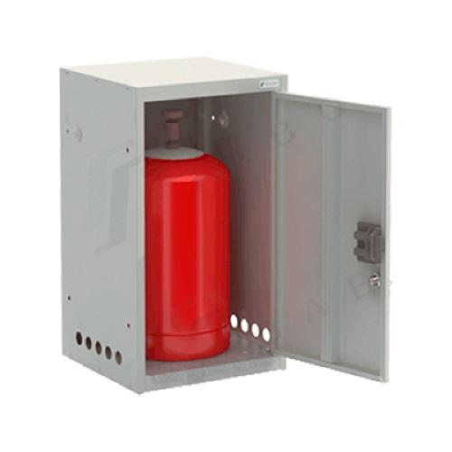 Шкаф для газовых баллонов «ШГР 27-1-4» (27л)