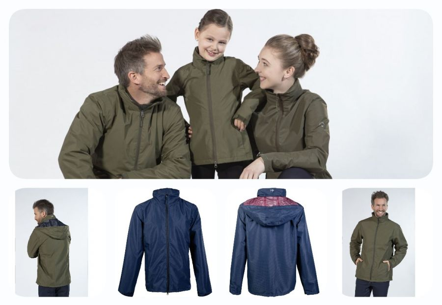 Мужская водоотталкивающая куртка -Rainy Day- HKM