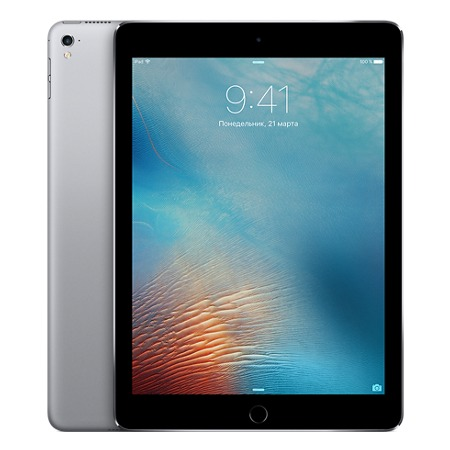 Apple iPad (2018) 32Gb 4G Wi-Fi + Cellular Space Gray (MR6N2RU/A)