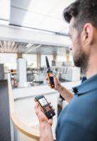 Цифровой зонд CO₂ с Bluetooth, включая сенсор температуры и влажности Testo фото