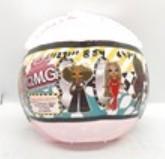 Сюрприз OMG в Большом розовом полушаре