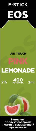 Электронная сигарета EOS AIR TOUCH Pink Lemonade