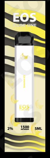 Электронная сигарета EOS CUBE ONE Banana Ice