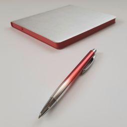 ручки с градиентом