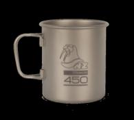 Титановая кружка NZ Ti Cup 450 ml TM-450FH