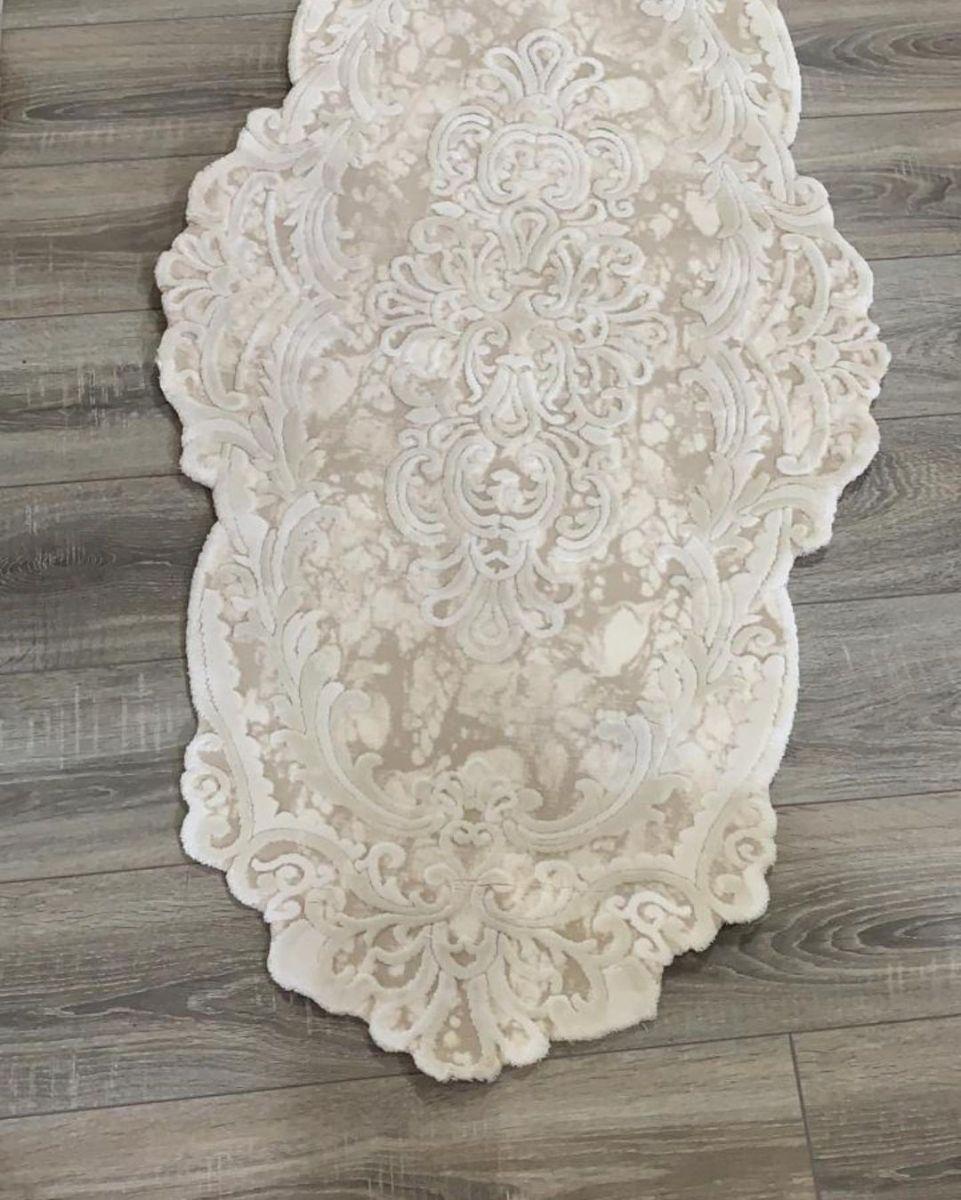Мягкие бамбуковое фигурные ковры