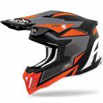 Airoh Strycker Axe Orange Matt шлем для мотокросса и эндуро