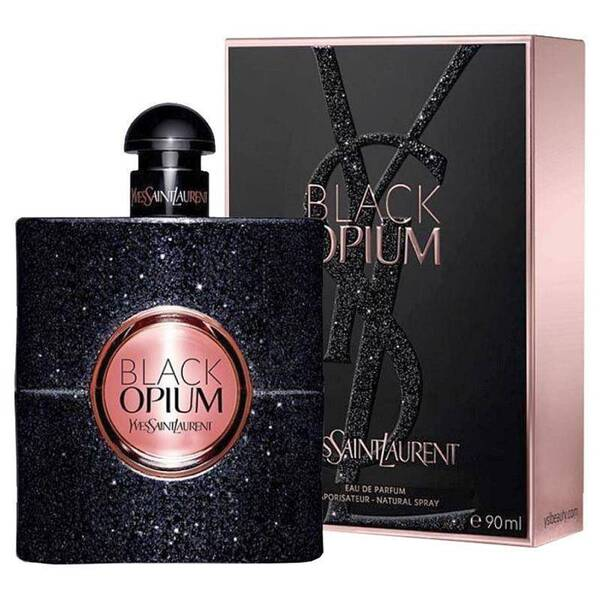 Yves Saint Laurent Black Opium Parfum 90 мл (EURO)