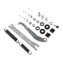 RK01035 * Ремкомплект задних левых тормозных колодок для а/м 2101-2107, 2121-2123