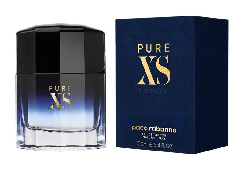Paco Rabanne Pure XS For Him 100 мл (EURO)
