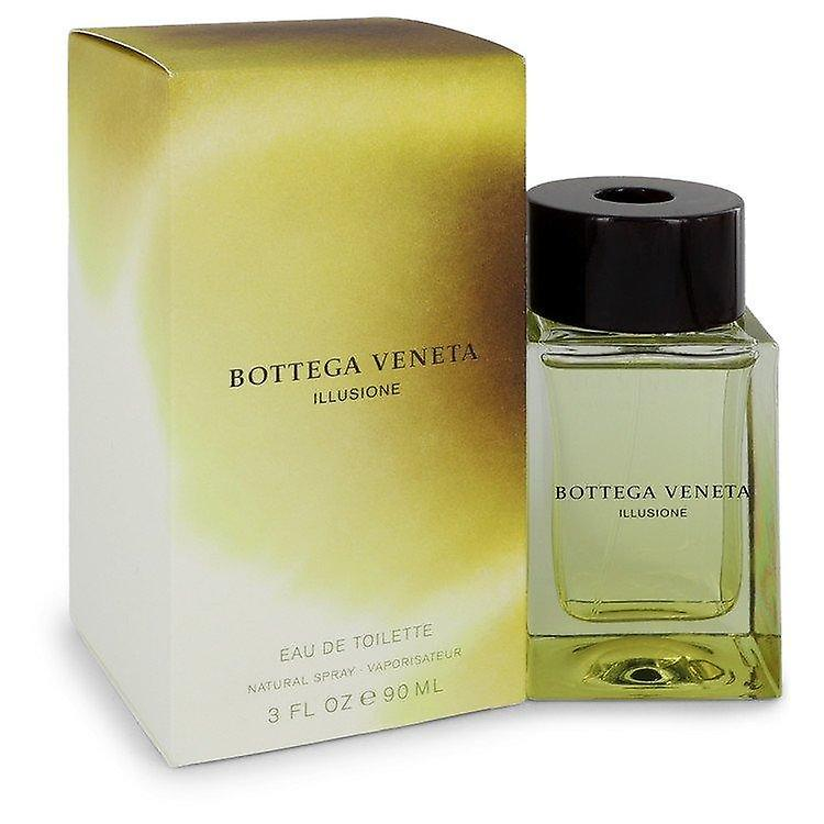 Bottega Veneta ILLusione For Men, 90ml (EURO)