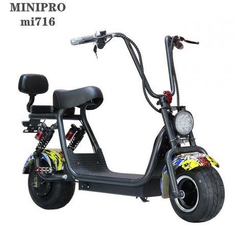 Двухместный электросамокат MiniPro 716
