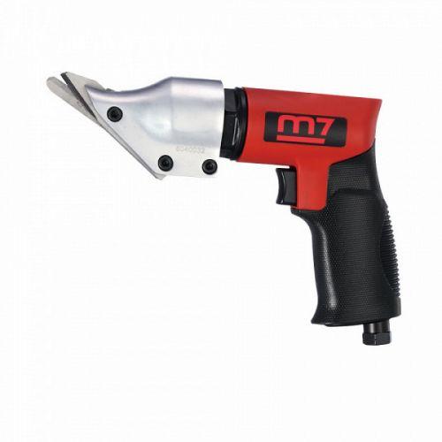 Пневмоножницы 2600 ход/мин, сталь до 1,2 мм, пистолетная рукоять MIGHTY SEVEN QG-201