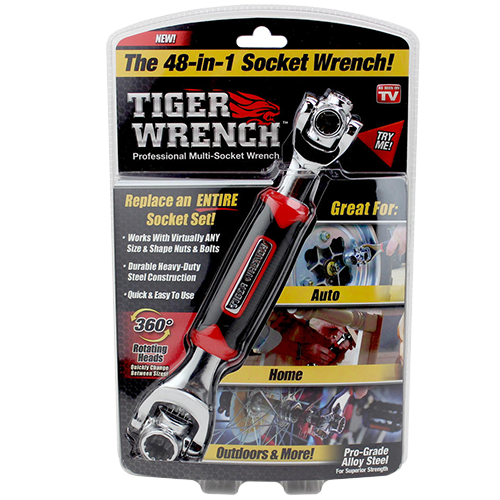Универсальный ключ 48 в 1 Universal Tiger Wrench
