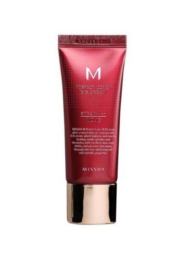 Тональный крем MISSHA M Perfect Cover BB Cream SPF42 PA 13 Bright Beige 20мл MISSHA