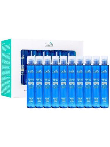 Филлеры для восстановления структуры волоса Perfect hair filler 10шт 13мл Lador