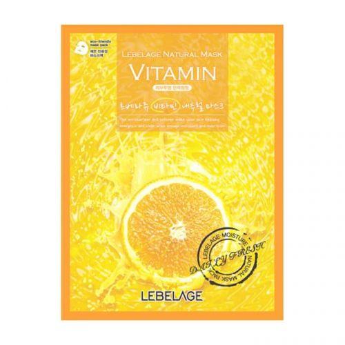 Тканевая маска Lebelage Vitamin Natural Mask