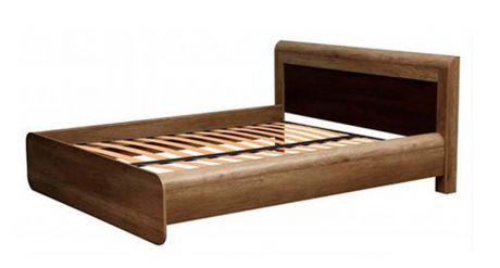Кровать двуспальная 34.25 - 02 Фантазия с ортопедическим осн. (1600)