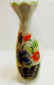 Ваза Цветы в корзинке (30 см)