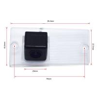 Камера заднего вида Hyundai Starex (1997-2007)