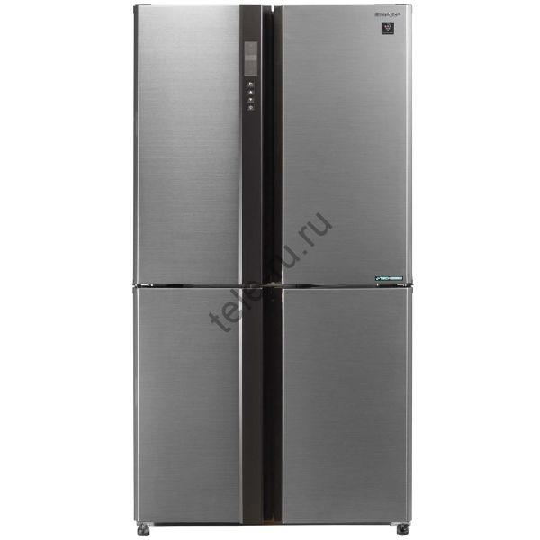 Холодильник (Side-by-Side) Sharp SJ-EX93PSL