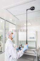 Высокоточный зонд-крыльчатка (Ø 100 мм), включая сенсор температуры, фиксированный кабель Testo фото