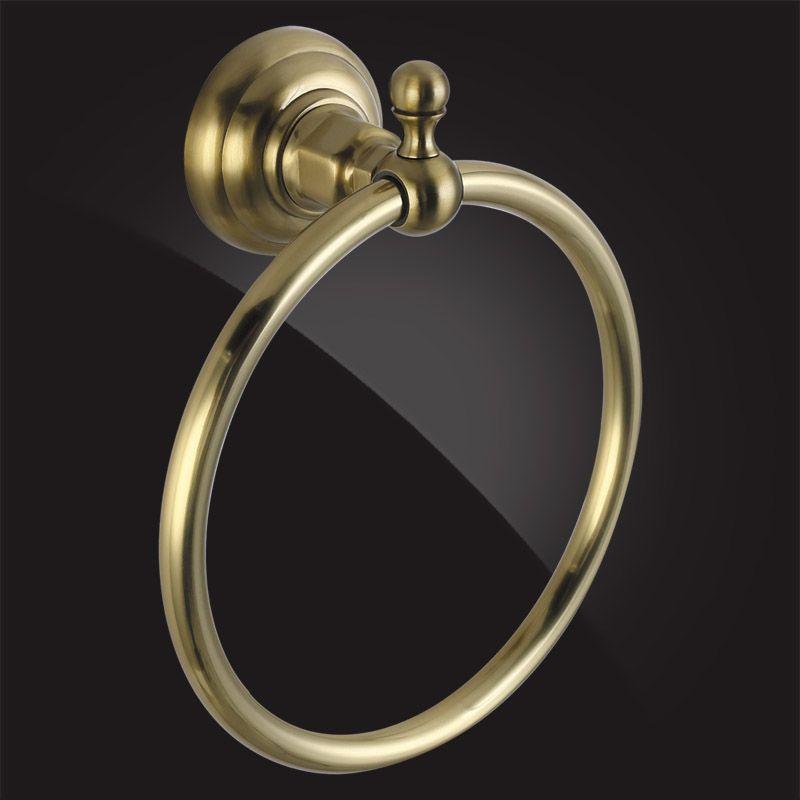 Полотенцедержатель-кольцо Elghansa Praktic PRK-875 Bronze