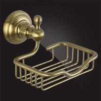 Мыльница для ванной Elghansa Praktic PRK-455 Bronze