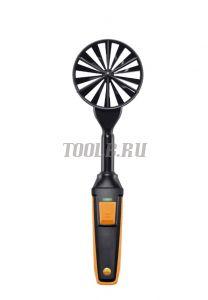 Зонд-крыльчатка (Ø 100 мм) с Bluetooth, включая сенсор температуры Testo
