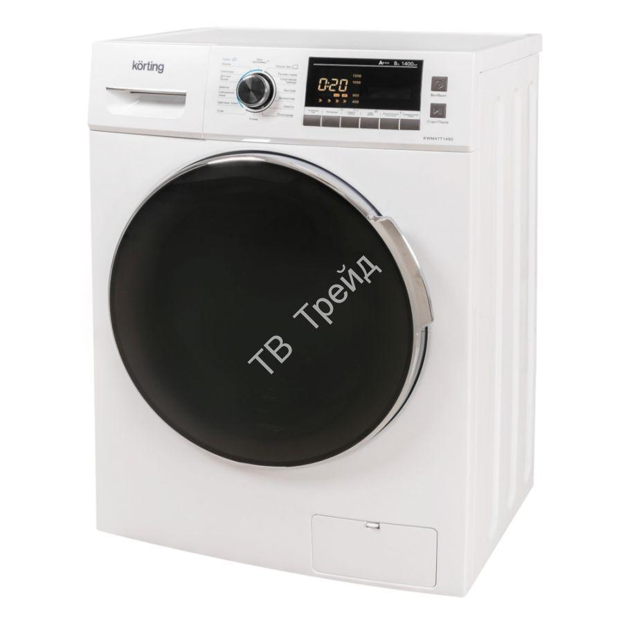 Узкая стиральная машина Korting KWM 47T1480