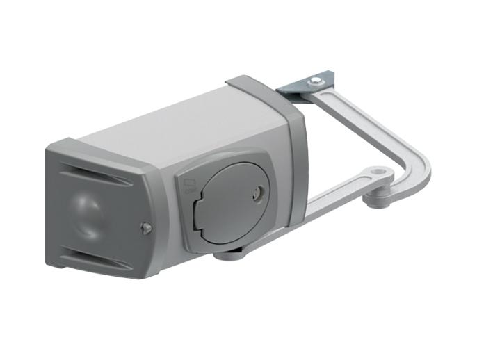 FE40230 Привод 230 В рычажный, самоблокирующийся с энкодером и шарнирным рычагом передачи (001FE40230)