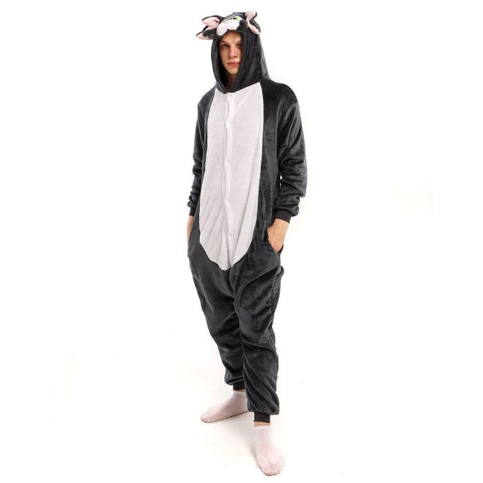Детская Пижама Кигуруми Кот Том
