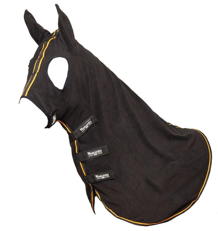 Сушильный капор с маской. Из толстого флиса. Horse Comfort