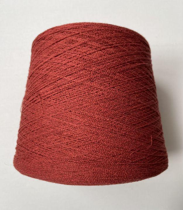 Хлопок Monticolor Cotton air цвет терракотовый
