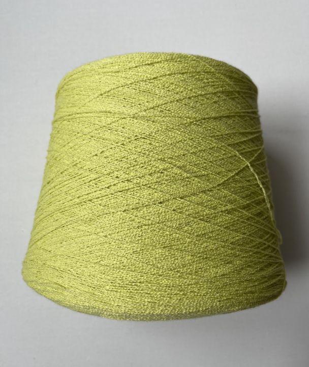 Хлопок Monticolor Cotton air цвет салатовый