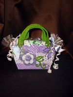 Чайная сумочка Сиреневое волшебство - подарочный набор с чаем.
