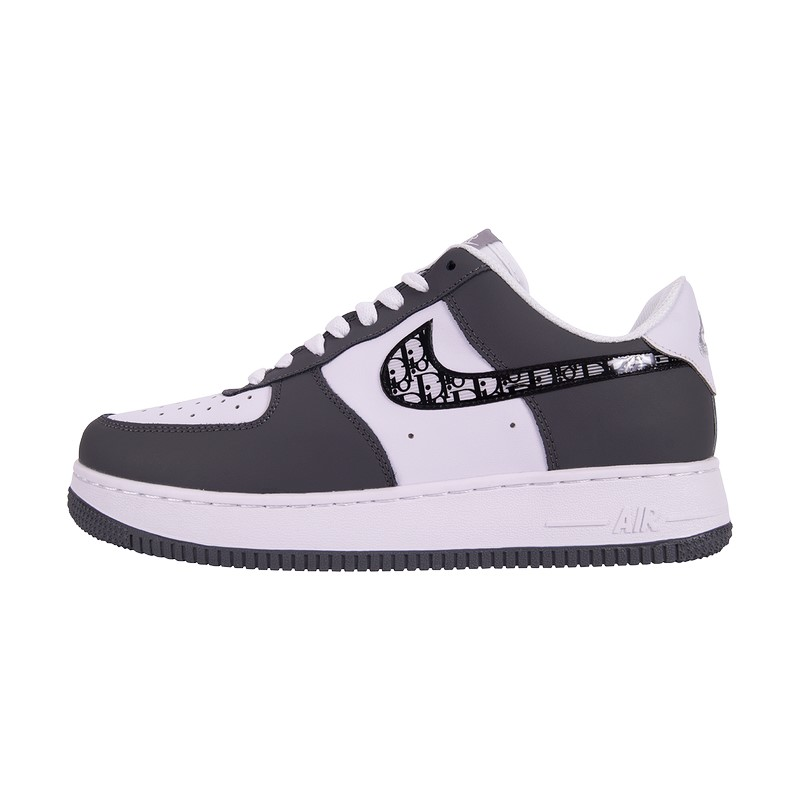 Кроссовки Nike Air Force 1 '07 серые