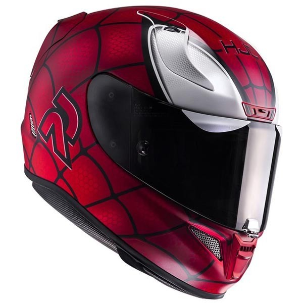HJC RPHA 11 SPIDERMAN MC1SF