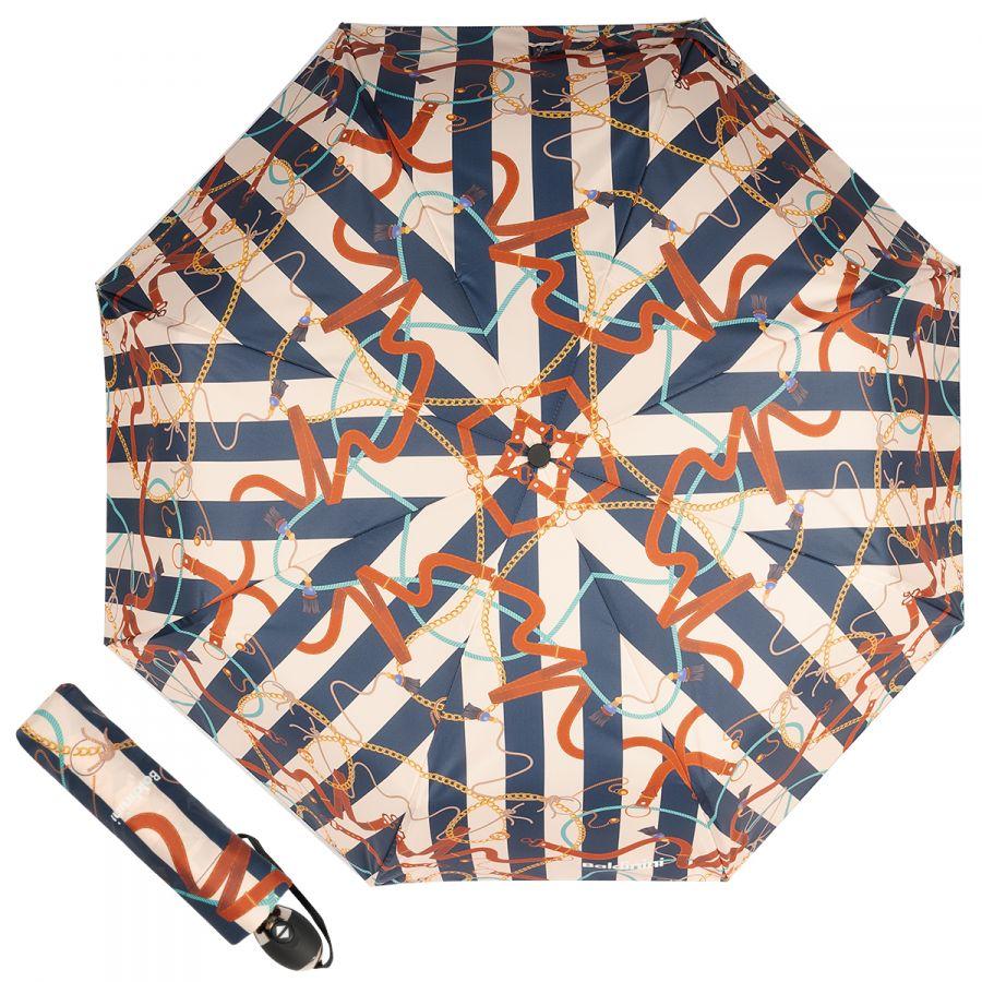 Зонт складной Baldinini 50-OC Catena Blu