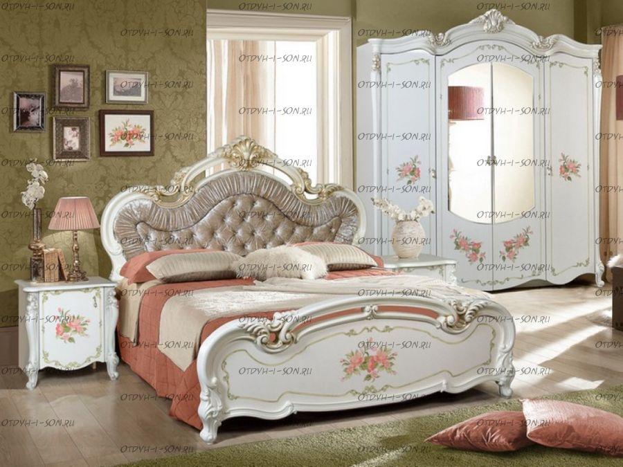 Кровать Альба Диа Мебель (б/о)