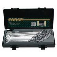 5134 Набор дюймовых комбинированных ключей, 13 пр. FORCE