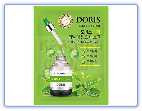 Doris Green Tea Real Essence Mask