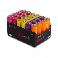 Батарейки Xiaomi ZMI AA524 Rainbow 5 AA  ( 24 Шт. )