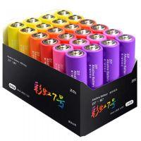 Батарейки Xiaomi ZMI AA724 Rainbow 7 AAА  ( 24 Шт. )