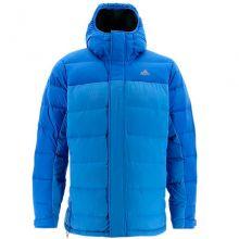 Пуховик adidas Climaheat Frostheld Jacket голубой