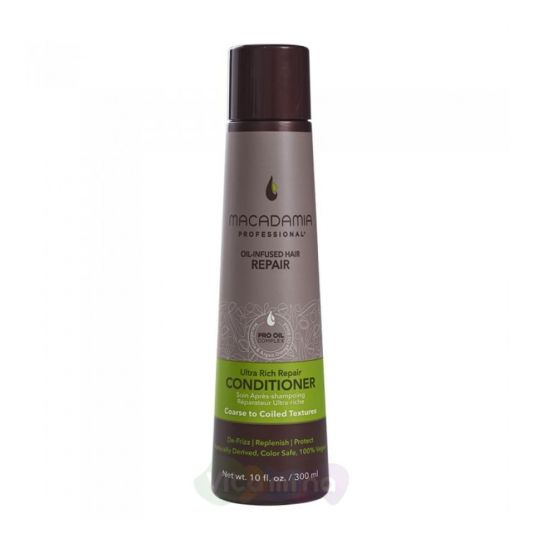 Macadamia Кондиционер восстанавливающий для жестких волос ULTRA RICH REPAIR CONDITIONER, 300 мл.