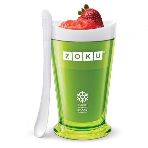Форма для холодных десертов Slush & Shake зеленая
