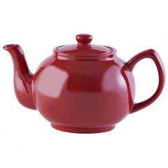 Чайник заварочный Bright Colours 1,1 л красный