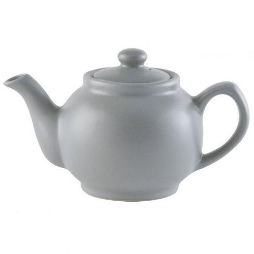 Чайник заварочный Matt Glaze 1,1 л серый