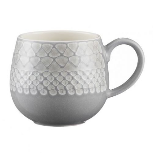 Чашка Impressions 350 мл серая